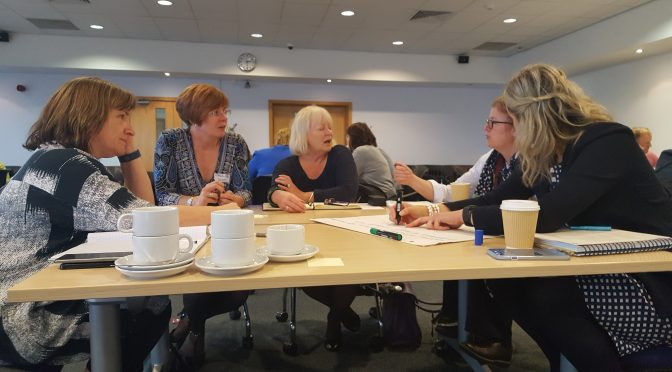 South Yorkshire Teaching Partnership planning workshop